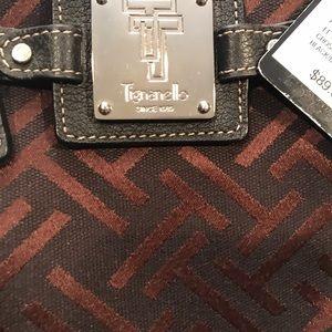 Tignanello Bags - NWT Tignanello Cross body purse black/brown